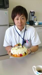 茂野先生お誕生日会